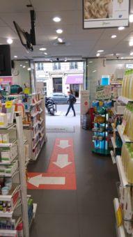 Pharmacie De La Croix Bleue, Paris