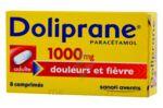 DOLIPRANE 1000 mg, comprimé à Paris