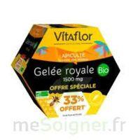 Vitaflor Bio Gelée Royale 1500mg Solution Buvable 20 Ampoules/15ml Promotion à Paris