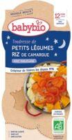 Babybio Bol Bonne Nuit Légumes Riz à Paris