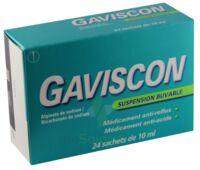 Gaviscon, Suspension Buvable En Sachet à Paris