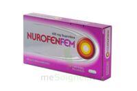 Nurofenfem 400 Mg, Comprimé Pelliculé à Paris