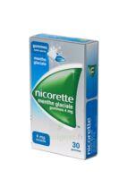 Nicorette 4 Mg Gom à Mâcher Médic Sans Sucre Menthe Glaciale Plq/30gom à Paris