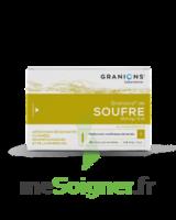 Granions De Soufre 19,5 Mg/2 Ml S Buv 30amp/2ml à Paris