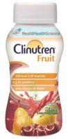 CLINUTREN FRUIT BOUTEILLE, 200 ml x 4 à Paris