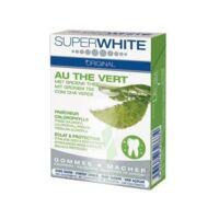 Superwhite Chewing Gum The Vert, Bt 20 à Paris