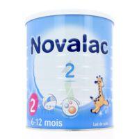 Novalac 2 Lait En Poudre 2ème âge B/800g* à Paris
