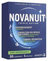 Novanuit Triple Action Comprimés B/30 à Paris