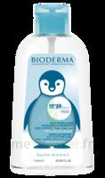 Abcderm H2o Solution Sans Rinçage Nettoyante Bébé Fl Pompe/1l à Paris