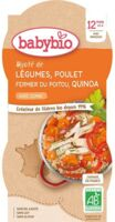 Babybio Bol Légumes Poulet Quinoa à Paris