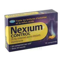 NEXIUM CONTROL 20 mg Cpr gastro-rés Plq/14 à Paris