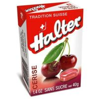 Bonbons Sans Sucre Halter Cerise à Paris