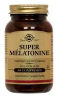 SOLGAR SUPER MELATONINE à Paris