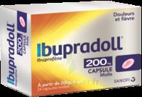 IBUPRADOLL 200 mg, capsule molle à Paris