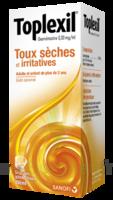 TOPLEXIL 0,33 mg/ml, sirop 150ml à Paris