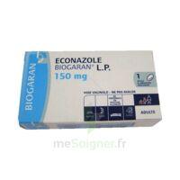 ECONAZOLE BIOGARAN L.P. 150 mg, ovule à libération prolongée à Paris