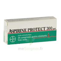 ASPIRINE PROTECT 300 mg, comprimé gastro-résistant à Paris