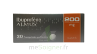 IBUPROFENE ALMUS 200 mg, comprimé pelliculé à Paris