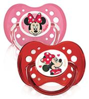 Dodie Disney sucettes silicone +18 mois Minnie Duo à Paris