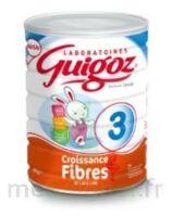 GUIGOZ 3 LAIT DE CROISSANCE FIBRES  800G à Paris