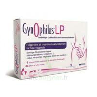 Gynophilus LP Probiotiques 6 comprimés vaginaux à Paris