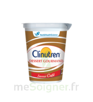 CLINUTREN DESSERT GOURMAND Nutriment café 4Cups/200g à Paris