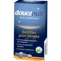 DOUCENUIT ANTIRONFLEMENT PASTILLES à la menthe, bt 16 à Paris
