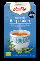 Yogi Tea Tisane Ayurvédique Profonde Respiration Bio 17 Sachets/1,8g à Paris