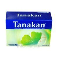 TANAKAN 40 mg, comprimé enrobé PVC/alu/90 à Paris