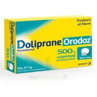 Dolipraneorodoz 500 Mg, Comprimé Orodispersible à Paris