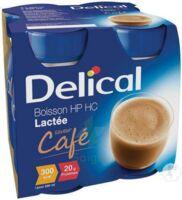 DELICAL BOISSON LACTEE HP HC, 200 ml x 4 à Paris