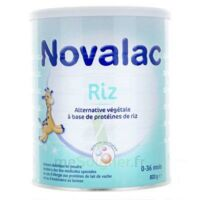 NOVALAC RIZ, bt 800 g à Paris