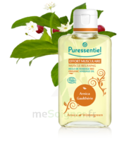 Puressentiel Articulations & Muscles Huile De Massage Bio** Effort Musculaire - Arnica - Gaulthérie - 200 Ml à Paris