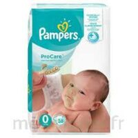 Pampers ProCare T0 Micro couches 1-2,5kg à Paris