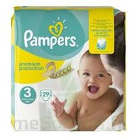Pampers New Baby T3 - 5-9kg à Paris