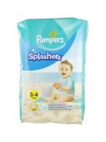 Pampers Splashers taille 3-4 (6-11kg) maillot de bain jetables à Paris