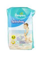 Pampers Splashers taille 4-5 (9-15kg) à Paris