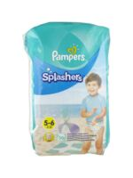 Pampers Splashers taille 5-6 (14kg) à Paris