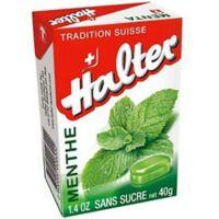 HALTER Bonbons sans sucre menthe à Paris