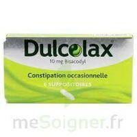DULCOLAX 10 mg, suppositoire à Paris