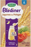 Blédîner Céréales Légumes du potager 240g à Paris