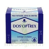 Dos'optrex S Lav Ocul 15doses/10ml à Paris