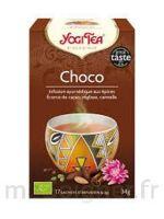 Yogi Tea Tisane AyurvÉdique Choco Bio 17sach/2g à Paris