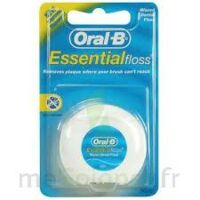 ORAL B ESSENTIALFLOSS à Paris