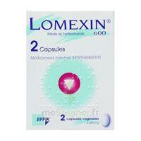 Lomexin 600 Mg Caps Molle Vaginale Plq/2 à Paris