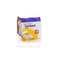 Fortimel Extra Nutriment abricot 4 Bouteilles/200ml à Paris