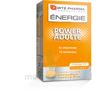 Energie Power Adulte Comprimé effervescent B/30 à Paris
