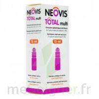 Neovis Total Multi S Ophtalmique Lubrifiante Pour Instillation Oculaire Fl/15ml à Paris