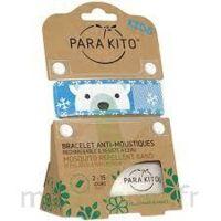 Para'kito Kids Bracelet Répulsif Anti-moustique Polar Bear à Paris