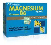 Arkovital Magnésium Vitamine B6 Gélules 2b/60 à Paris
